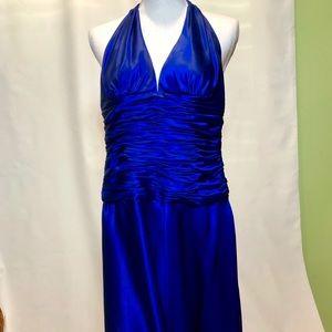 Silk dress from Cache